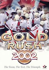 Gold Rush 2002: The Team, The Test, The Triumph (DVD, 2002)