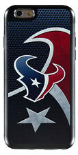 NFL Houston Texans Hard Case for iPhone 6 iPhone 6s Blue/Red