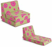 American Girl Floral Flip Chair in Original Box For Dolls