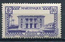 TIMBRE MARTINIQUE  NEUF **   N° 146 A  HOTEL DU GOUVERNEUR FORT DE FRANCE