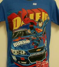 Dale Earnhardt Jr Superman Chase Childrens T-Shirt  Youth Small Free Shipping