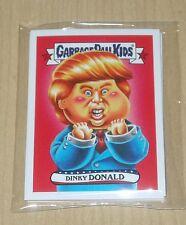 2016 Topps Garbage Pail Kids GPK Presidential Mega Tuesday 16-card complete set