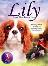 Lily: More Than Puppy Love (Includes 3 B DVD