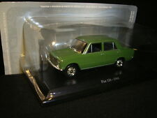 1/43 Fiat 124 Berlina 1966 Hachette + Brochure N 29 Fiat Story Collection