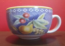 Mottahedeh Vista Alegre Apples Berries & Cherries Footed Cup