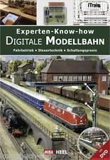 Fachbuch Experten-Know-how Digitale Modellbahn, Schaltungspraxis, mit DVD