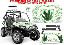 AMR Racing DECORO GRAPHIC KIT ATV POLARIS RZR 570/800/900 Weeds B