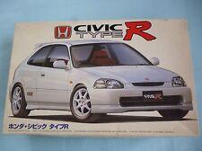 FUJIMI Honda CIVIC TYPE  R EK-9 1/24 model kit Japan  NOS Rare!!