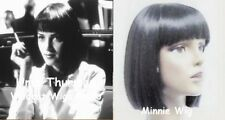 Uma Thurman Pulp Fiction Wig. Minnie.TOTALLY FABULOUS! *