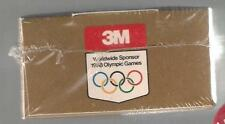 3M Commemorative 1988 Olympics Post-It Notes - Unopened