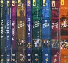 One Tree Hill Complete Series Season 1-9 1 2 3 4 5 6 7 8 9  NEW 50-DISC DVD SET