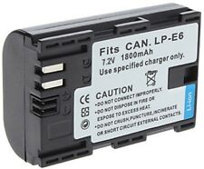 Digitek LP-E6 New Rechargeable Li-ion Battery for  Canon + warnty