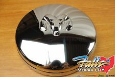 2002-2017 Dodge Ram 3500 Front Duallly Chrome Hub Center Cap Replacement OEM