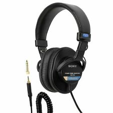 Sony MDR7506 Professional headphones - New