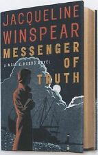 Messenger of Truth 4 by Jacqueline Winspear (2006, Hardcover)