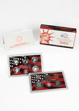 2002 United States US Mint 10 pc Silver Proof Set SKU1463