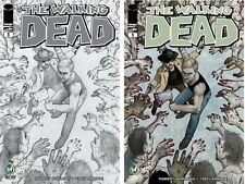 Walking Dead Wizard World ComiCon San Jose Excl Sketch color Cover Colleen Doran