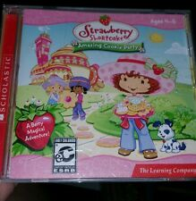 Strawberry Shortcake Amazing Cookie Party PC GAME - FREE POST