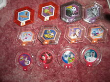 SCEGLI 6 DISNEY INFINITY WAVE 3,1,2 Power Disc, Inc rare+t RON Store Exclusives