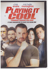 PLAYING IT COOL (DVD, 2015)