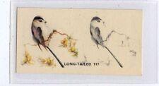 (Ja9521-100)  PHILLIPS,BIRD PAINTING,LONG-TAILED TIT,1938#17