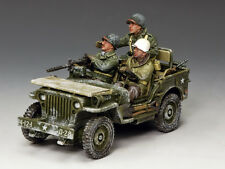 King and Country The Winter Jeep BBA084