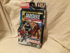 MARVEL UNIVERSE Comic Pack DAREDEVIL & BULLSEYE FIGURES MIP