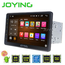 10.1 INCH DOUBLE 2 DIN IN DASH CAR STEREO ANDROID 5.1.1 LOLLIPOP BLUETOOTH 4.0