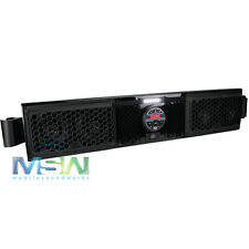 "NEW MTX MUDSYS41 OUTDOOR BLUETOOTH AUDIO SOUND BAR SYSTEM w/ (4) 6-1/2"" SPEAKERS"