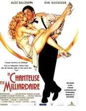 Bande annonce film cinéma 35mm CHANTEUSE & MILLIARDAIRE 1991 Baldwin K Basinger