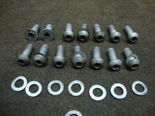 01 2001 BMW R1100 R 1100 RT (ABS) R1100RT ROTOR BOLTS #Y16