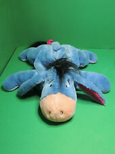 Winnie Bourriquet Eeyore range porte pyjama peluche Plush Jemini Disney soft toy