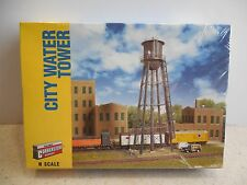 CORNERSTONE ~ CITY WATER TOWER BUILDING KIT ~ SEALED ~ LOT A ~ N SCALE