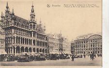 BF32563 maison du roi et maisons de la gra  bruxelles  belgium  front/back image