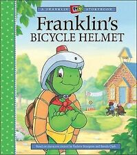 A Franklin TV Storybook: Franklin's Bicycle Helmet by Paulette Bourgeois...
