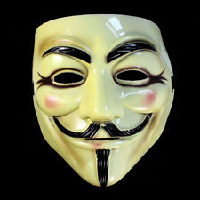 Halloween Masquerade Face Mask V For Vendetta Fawkes Fancy Dress Party NICE