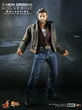 Hot Toys X Men Origins Wolverine 1/6 Scale Figure
