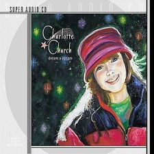 "DREAM A DREAM (CD) CHARLOTTE CHURCH - ""The Christmas Song,"" ""Ave Maria"" +17 more"