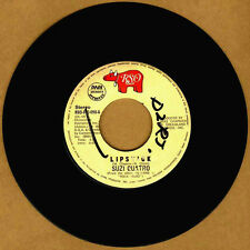 "PHILIPPINES:SUZI QUATRO - Lipstick, 7"" 45 RPM,THE RUNAWAYS,RARE,PUNK ROCK"