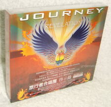 Journey Revelation Taiwan 2CD w/BOX Don't Stop Believin