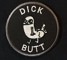 DICK BUTT USA ARMY MORALE SWAT VELCRO® BRAND FASTENER BADGE PATCH