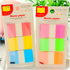Rainbow Flags Sticker Post It Bookmark Point Mark Sticky Note Memo Business Tab