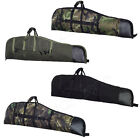 Padded Rifle & Scope Gun Bag Shotgun Slip Case With Sling Air Rifle Airsoft New