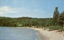 Canada  -  Newfoundland - Terra Nova National Park - Sandy Point Swimming Area
