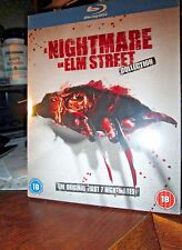 A Nightmare on Elm Street Collection: The First 7 Nightmares! (Blu-ray) NEW