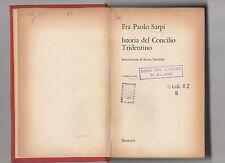 fra paolo sarpi - istoria del concilio tridentino -