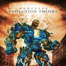 Modestep-Evolution Theory CD 15 tracks International Pop Nuovo