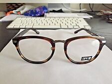 Authentic SPY Micah  EYEWEAR designer Eyeglasses Classic Tortoise!
