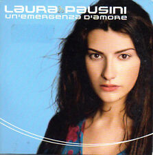 CD single Laura PAUSINI Un'emergenza d'amore 2-track CARD SLEEVE CDSINGLE EW