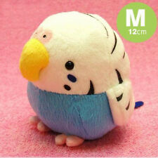 Soft and Downy Plush Soft Bird Stuffed Toy Doll (Budgerigar / Blue M size 12cm)